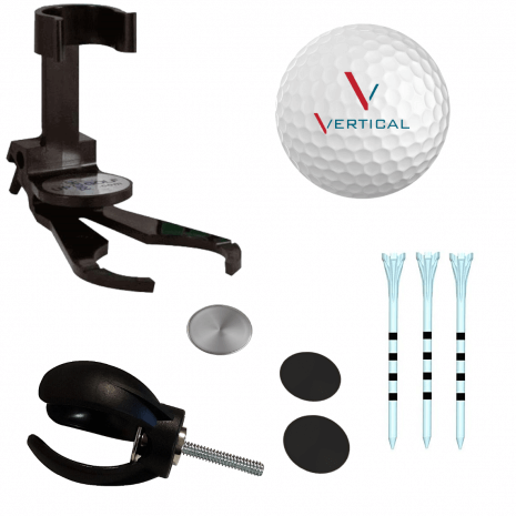 Ultimate No Bend Golf Pack