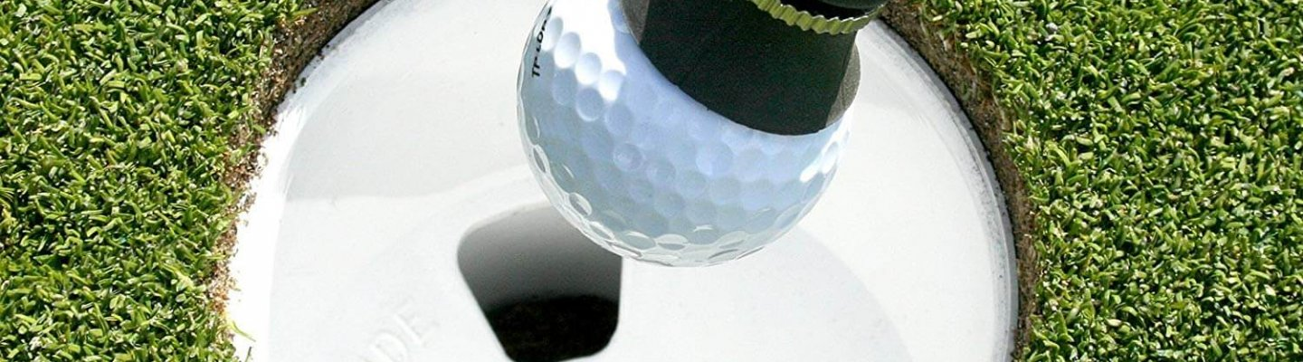 Single Golf Ball Picker Uppers