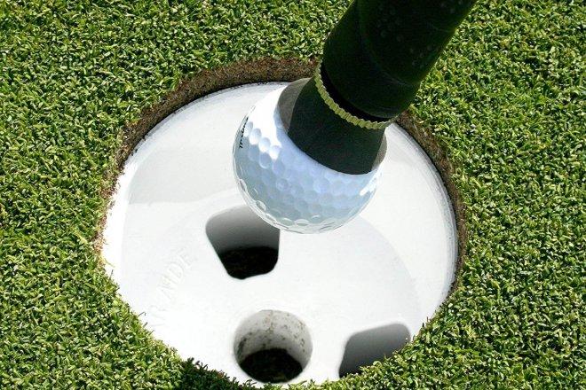Single Golf Ball Picker Uppers