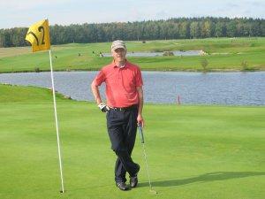 Golfing Back Pain