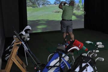 Indoor Golf Range: What are the pros and cons?